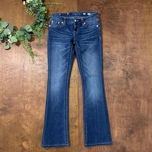 Miss Me Signature Bootcut Jeans | Size 26
